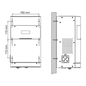 Záložní zdroj pro čerpadla a kotle Heat Master F200