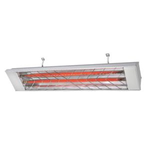 Elektrický tepelný zářič HEATSTRIP Max Radiant Heater 3600 W - odolné a výkonné topidlo pro komerční použití