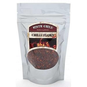 Chilli floky Mistr grilu (100g)