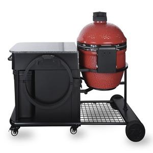 Mobilní vozík pro grily Kamado Joe - maximální komfort při obsluze keramického grilu Kamado Joe