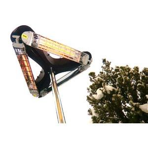 Infračervený zářič GIROSOLE 769