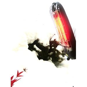 Elektrický infračervený zářič na slunečník LUCCIOLA
