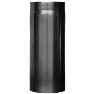 Roura kouřovodu Muldenthaler 125/250 mm černá
