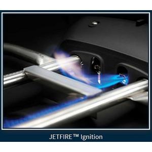 Cestovní přenosný plynový gril Napoleon TRAVEL PRO285 - piezozapalování JET FIRE
