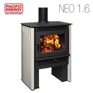 Pacific Energy NEO 1.6 LE - bílý smalt