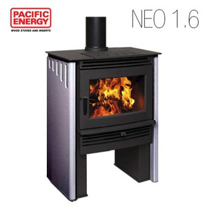 Pacific Energy NEO 1.6 - Nerez (příplatkové provedení)