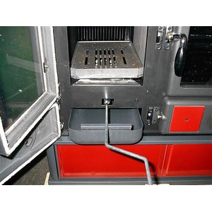 Zdvihací systém roštu pro letní provoz