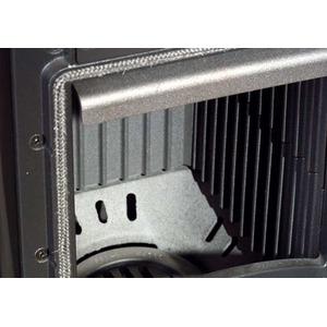 Nordica Super Max - detail topeníště