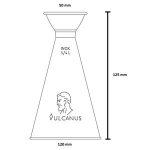 Vulcanus Oilcan 0,75 l - konev na olej pro grilování i vaření