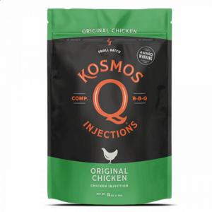Injektáž na kuřecí maso Kosmo´s Q Original Chicken Injection (453g)