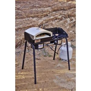 Plynový vařič Camp Chef EXPLORER STOVE 30 MB - příplatková pec na pizzu