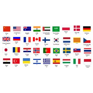Hlasový překladač IQ-STYLISH C/T6 - překlad ze 41 světových jazyků vč. češtiny a slovenštiny