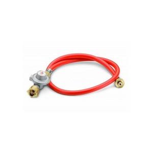 3 v 1 - sada hadice, regulátoru a šroubení Weber - pro připojení plynových grilů Weber k plynové láhvi