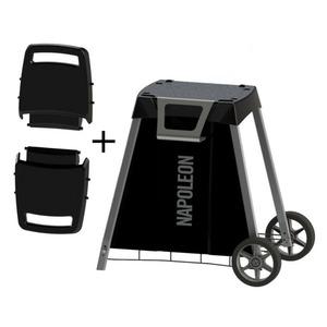 Pevný vozík s policemi Napoleon PRO285-STAND