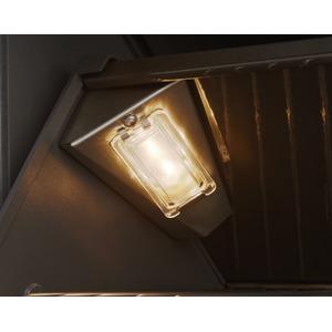 Plynový gril Napoleon PRESTIGE PRO825RSIBPSS - integrované vnitřní osvětlení