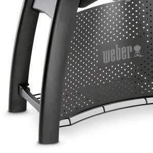 Plynový gril WEBER Q 3200 - kultovní černá perla mezi grily