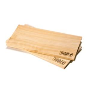 Udící prkénka z cedrového dřeva WEBER velká
