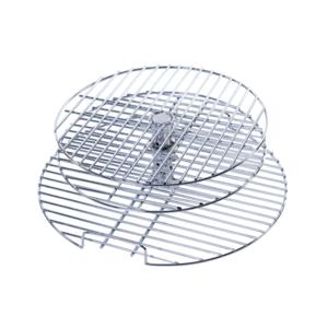 Přídavný 3-patrový rošt BGE - zvýší kapacitu varné plochy grilu Large