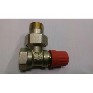 Termostatický ventil Danfoss RTD-N DN 20 rohový - VÝPRODEJ
