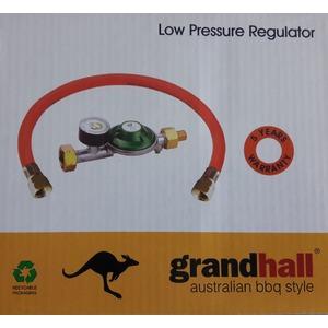 Připojovací sada GrandHall s tlakoměrem (30 MB)