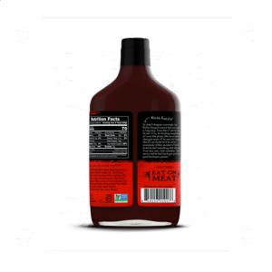 Grilovací omáčka Rufus Teague Blazin´Hot BBQ omáčka (454g) - extra ostrá omáčka pro otrlé