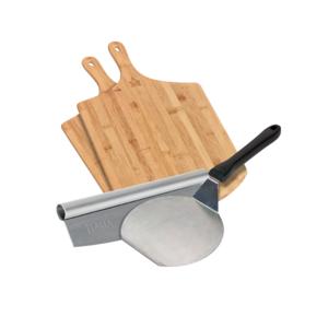 Sada pro přípravu a servírování pizzy Camp Chef - set pro přípravu pizzy
