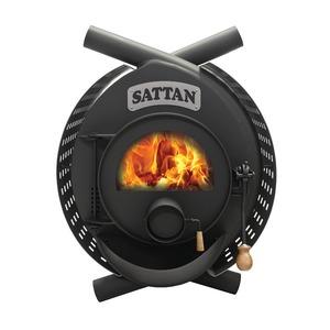 SATTAN III - čelní pohled
