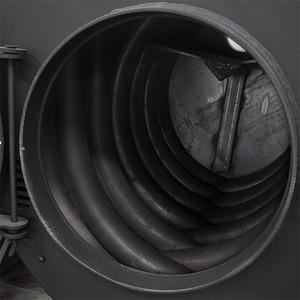 SATTAN III - Teplovzdušná - vnitřní část kamen