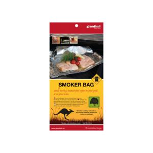 Udící sáček GrandHall olše - pro přípravu hovězího, vepřového a drůbežího masa