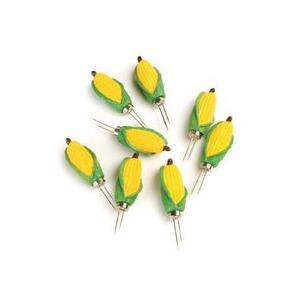 Držák na kukuřici STEVEN RAICHLEN (4 páry)