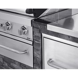 Venkovní grilovací kuchyně GrandHall STONE ISLAND OUTDOOR KITCHEN