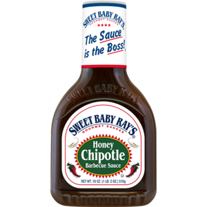 Grilovací omáčka Sweet Baby Ray´s Honey Chipotle Barbecue Sauce (510g)