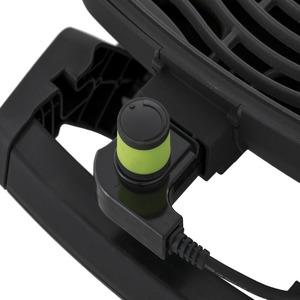 Cestovní přenosný elektrický gril Napoleon TRAVEL PRO285E-BK-CE - detail termostatu