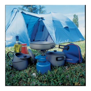 Sada nádobí Campingaz TREKKING KIT (8 ks) - sada lehkého nádobí pro kempování