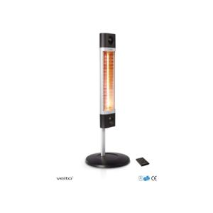 Elektrický karbonový zářič VEITO CH1800 RE s dálkovým ovládáním