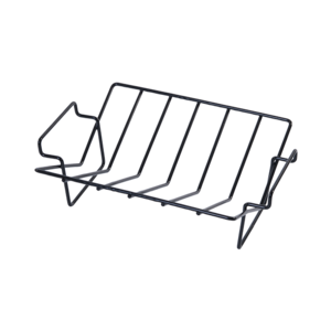 Univerzální grilovací V-rošt BGE - stojan pro grilovaní větších kusů mas a žeber