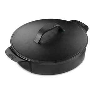 Litinový hrnec Weber BBQ Gourmet systém - Dutch Oven