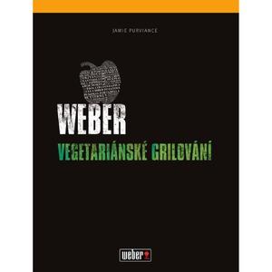Kuchařka Weber vegetariánské grilování
