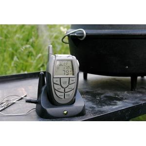 Bezdrátový digitální teploměr Camp Chef - komfortní kontrola teploty uvnitř grilovaného pokrmu